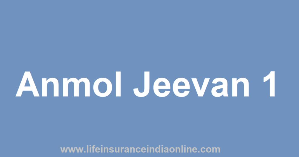 Anmol Jeevan 1