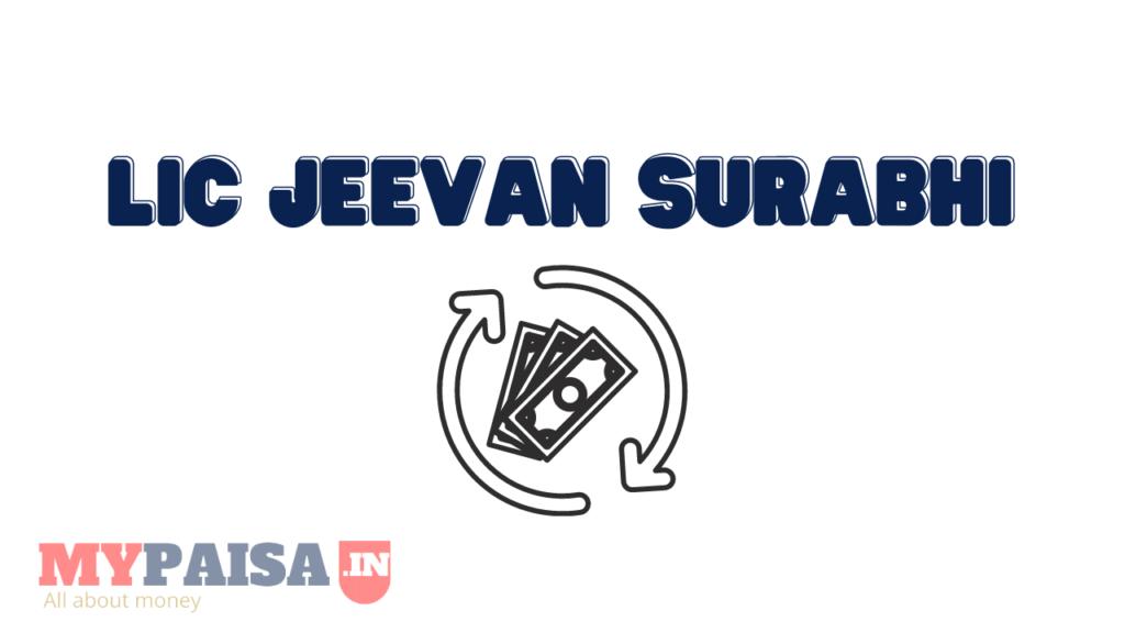 LIC Jeevan Surabhi