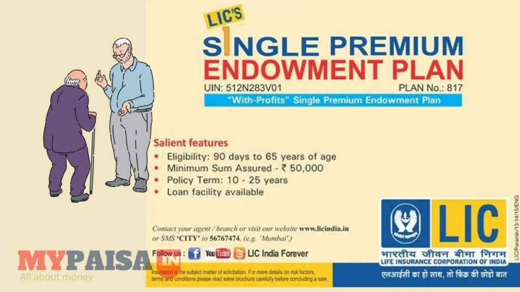 Endowment Plan 817