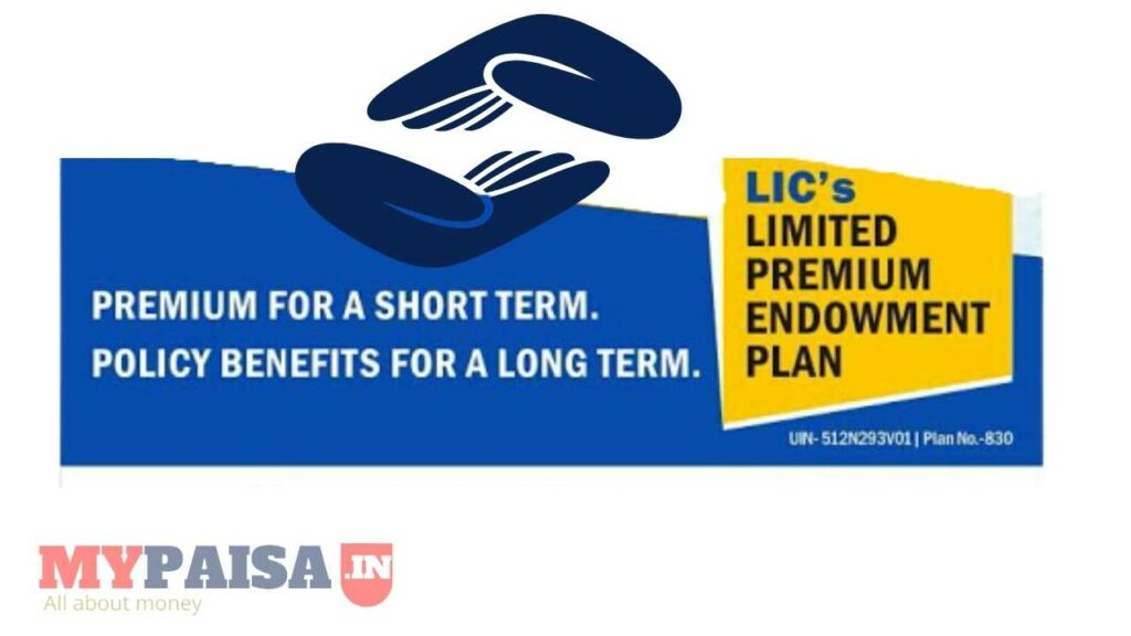 Limited Premium Endowment Policy 830