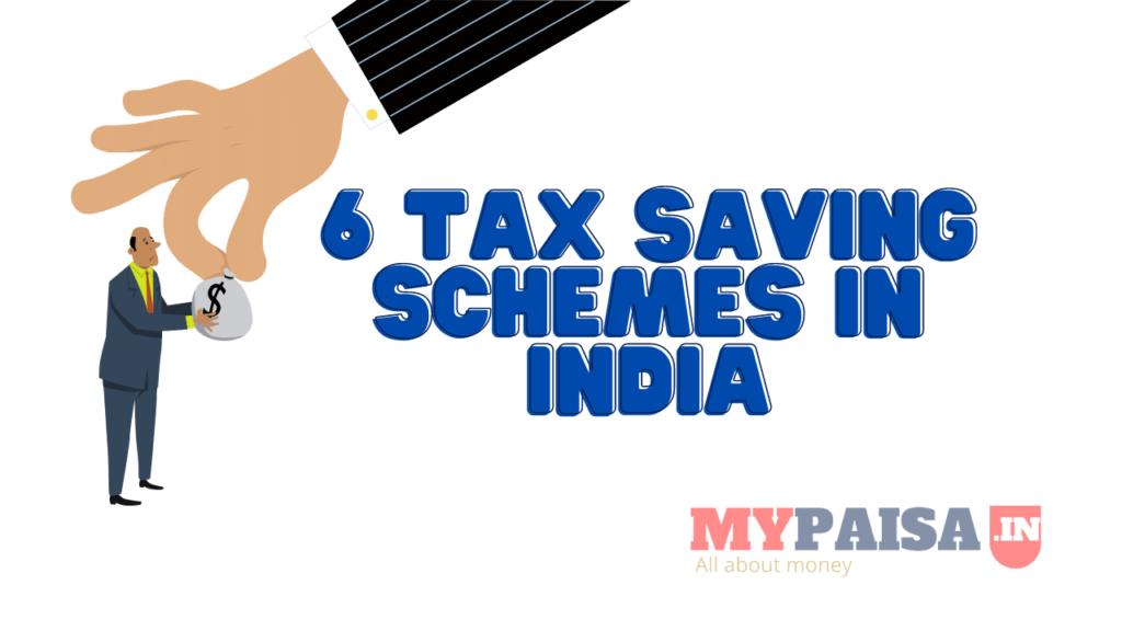 tax saving schemes