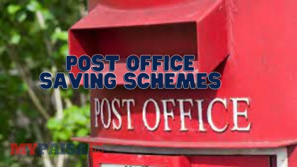post office saving shceme