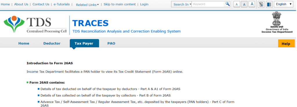 How To View Tax Credit Online 1